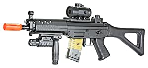 BBTac BT-M82 Airsoft Gun Fully Automatic Electric Rifle
