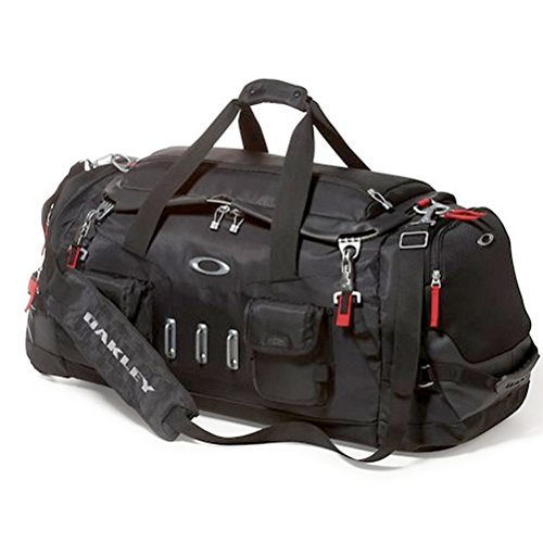 Oakley Men's Hot Tub Duffle Bag, Black, One - Oakley Usa Store