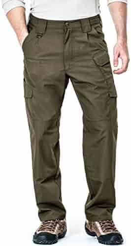 CQR Men's Tactical Pants Lightweight EDC Assault Cargo TLP-103 / 104