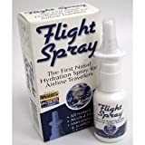 Flight Spray Nasal Hydration Spray for Airline Travelers - 0.5 Ounce Bottles(Boxed)(Case of 6)