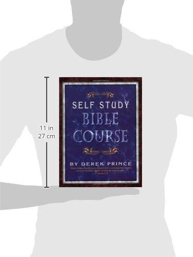 Self Study Bible Course Derek Prince 9780883684214 Amazon Books