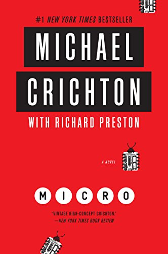 Micro: A Novel (Best Places In Oahu)