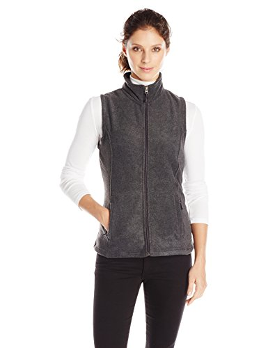 Scarf Sierra Womens - White Sierra Women's Mountain Vest, Small, Charcoal Heather