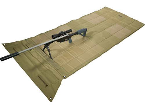 MidwayUSA Pro Series Competition Shooting Mat Olive Drab ()