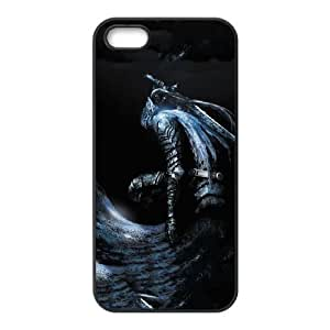iPhone 4 4s Cell Phone Case Black Dark Souls beff