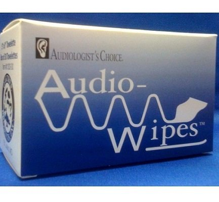 AudioWipes Individually Packaged Towelettes Box product image