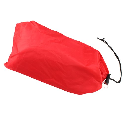 """AGPtek® Speed Training Resistance Parachute - Red, Medium (48"""" Size), 15-20 lbs of resistance, Fit up to a 42"""" waist"""