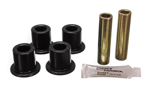 Energy Suspension 2.2120G Frame Shackle Bushing Set for Jeep (Bushing Shackle Set)