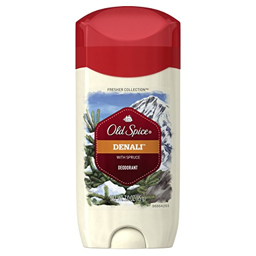 Old Spice Fresh Collection Denali Scent Deodorant 3 Oz, (packaging may vary) (Old Spice Pure Sport Body Wash Review)