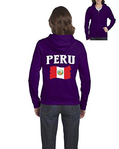 Mom`s Favorite Peru Flag Machu Picchu Traveler`s Gift