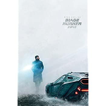 "Blade Runner 2049 - Movie Poster / Print (Ryan Gosling Teaser) (Size: 24"" x 36"") (By POSTER STOP ONLINE)"