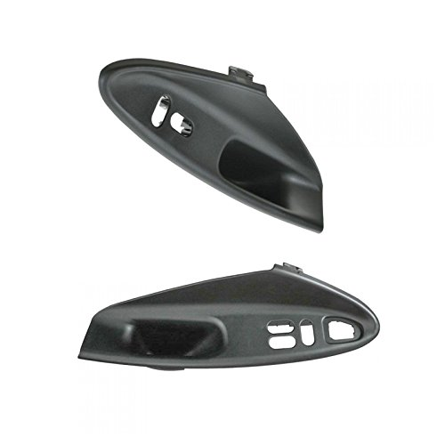 Price comparison product image Inner Inside Interior Door Pull Handle Trim Pair Set for 94-98 Ford Mustang