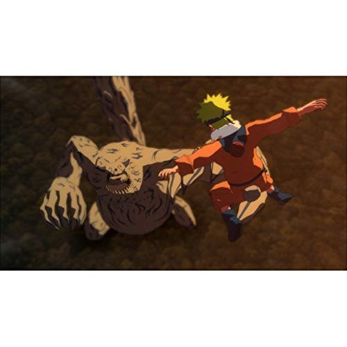 Naruto Shippuden: Ultimate Ninja Storm Trilogy (Code in a ...