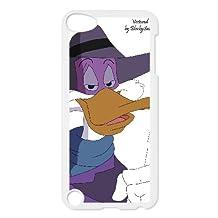 iPod Touch 5 Case White Disney Darkwing Duck Character Drake Mallard (Darkwing Duck) 005 YW5998700