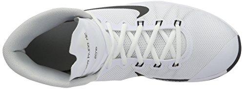 Nike Hommes Prime Hype Df 2016 Basket Chaussure Blanc / Noir / Anthracite / Pure Pl