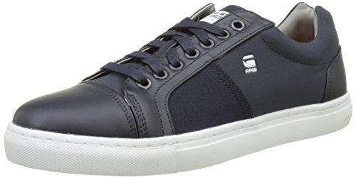 G-Star Raw Mens Toublo Low Sneaker Toublo Low Sneaker Dark Navy
