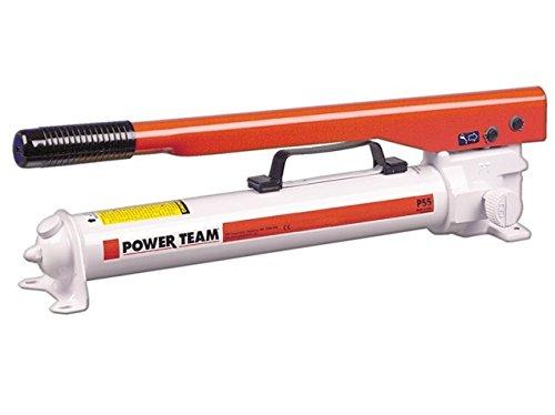 SPX Power Team P55 Single Acting Manual Pump, 1-Speed