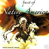 SPIRIT of NATIVE AMERICA - GREAT COLLECTION of ORIGINAL SOUND and SAMPLES on CD