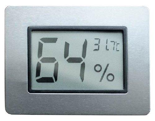 Visol VAC701 Digital Hygrometer - Thermometer for Cigar Humi