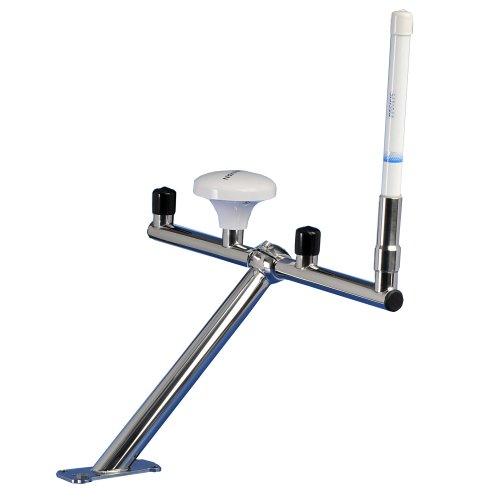 SCANSTRUT Scanstrut T-Bar - GPS/VHF Antenna Mount f/4 Antennas / TB-01 / by Scanstrut