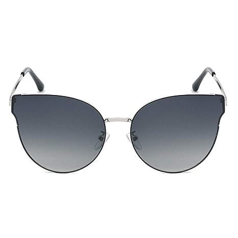 HAOXIONGMAOYI UK Nuevas Gafas de Sol de Metal polarizadas ...