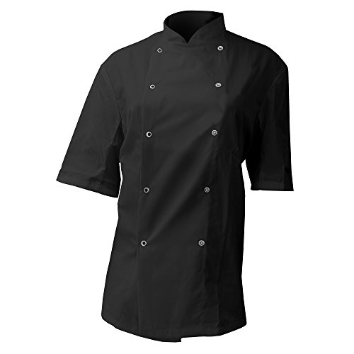 Dennys AFD Mens Chefs Jacket / Chefswear (L) (Economy Chef Pant)