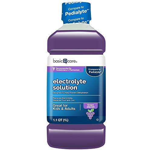 Basic Care Electrolyte Solution