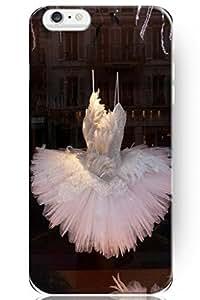 SPRAWL Hard Skin Iphone 6 (4.7) Case Cover Dacing Spirit Series -- Ballet Skirt
