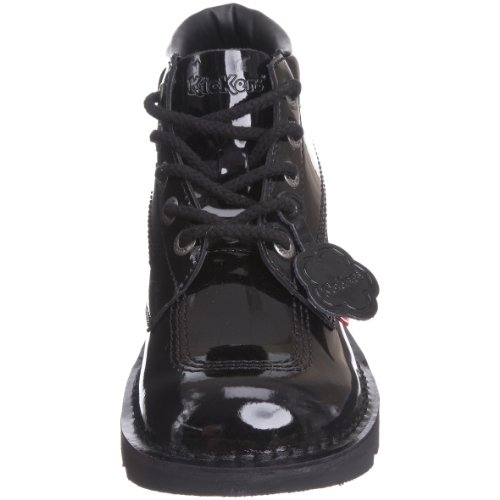 Kisses - Botines Negro (Black Patent)