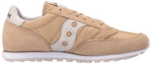 Femme Saucony Beige Cross bianco de Chaussures Jazz Original FwXqvR8