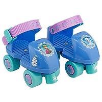 Disney Die Eiskönigin Kinder Rollschuhe, Gr. 22,5-28,5