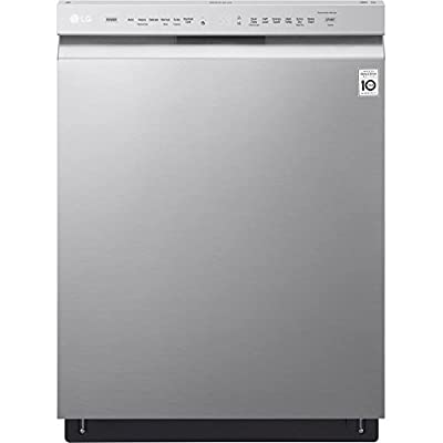 LG Front Control Dishwasher With Quadwash and Easyrack Plus