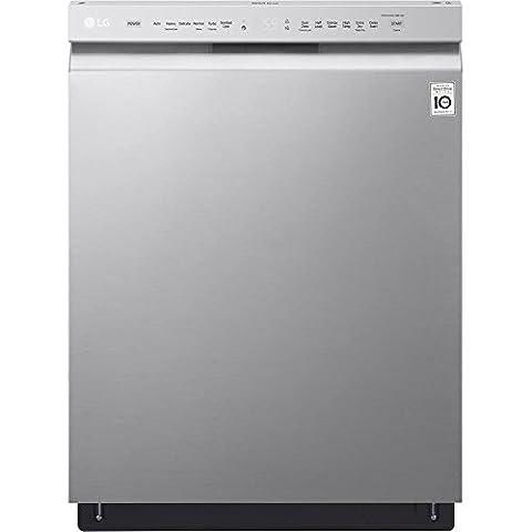 LG Front Control Dishwasher With Quadwash and Easyrack Plus (Dishwashers)
