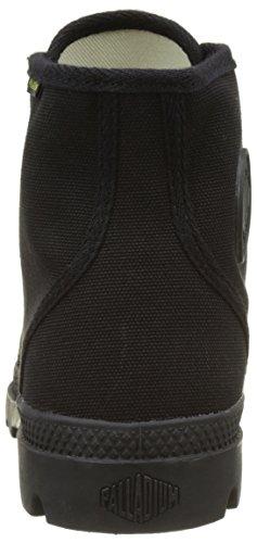 Palladium Pampa Hi Originale, Zapatillas Altas Unisex Adulto Negro (Black/black)