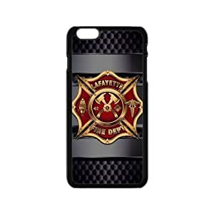 NADIA Generic Custom Unique Otterbox You Deserve--American Flag Firefighter Emblem in Flames Fire Rescue Symbol Plastic Case Cover for the iPhone6 4.7inch