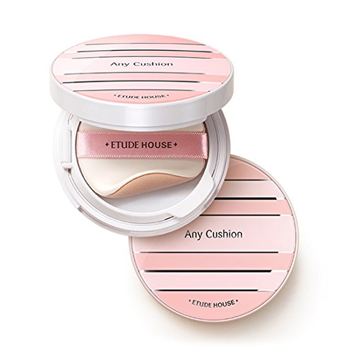Etude House Any Cushion All Day Perfect SPF50+/PA+++ (#Pure)