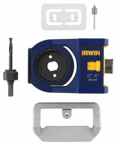Irwin Industrial Tool #3111001 Carb DRLock Install Kit