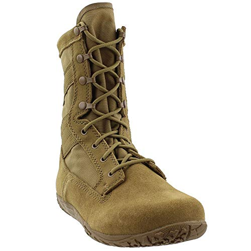 (Belleville Men's Minimalist Training Boot Coyote Finish TR105 8.5 Regular)