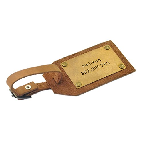 1bb9d794b578 We Analyzed 7,563 Reviews To Find THE BEST Luggage Tags Custom