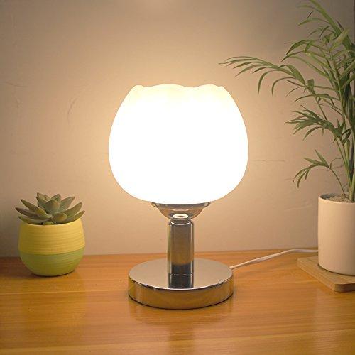 Das Schlafzimmer Schlafzimmer Schlafzimmer lampe Nachttischlampe, kreative und einfache LED Eye Studie, Plug lamp Dimmer, Shell B - drei Shift Light B077W5ZQL2 | Deutschland München  520125