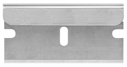 Pacific Handy Standard Single-Edged Industrial Razor Blades, Box Of ()