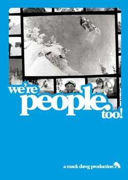 (WE'RE PEOPLE Too)