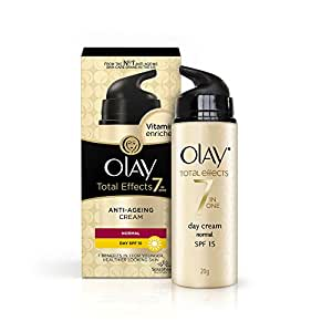 Olay Total Effects Day Cream Normal SPF 15, 20gm