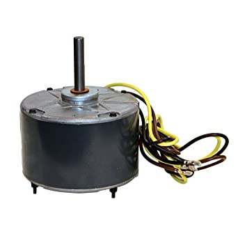 GE OEM Upgraded Replacement Condenser Fan Motor 1//5 HP 200-230v 5KCP39KFY491S