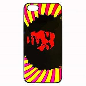 Jimi Hendrix Singer Custom Diy Unique Image Durable Rubber Silicone Case for Iphone 5 5S Case
