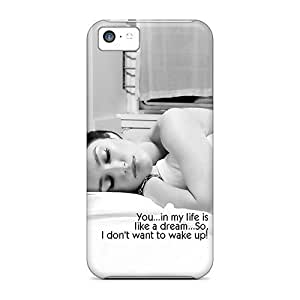 linJUN FENGE-Lineage Case For iphone 5/5s With Nice You Re My Dream Appearance