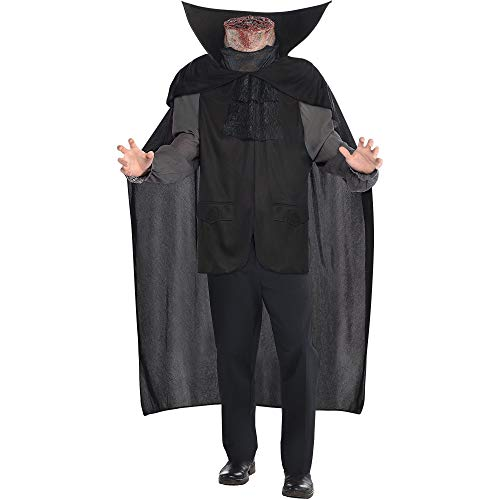 AMSCAN Blood Headless Horseman Costume for Boys, Medium, with Included Accessories -