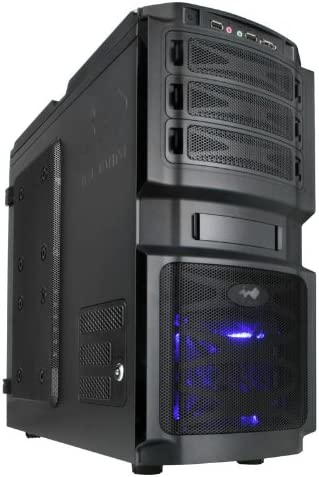 In Win BUC 666 Midi Tower – Caja de Ordenador (Micro ATX, 3 x 5,25 ...