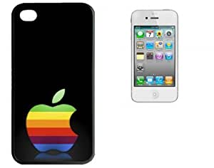 Case For Iphone 5/5S Cover Hard Case With Printed High Gloss Insert