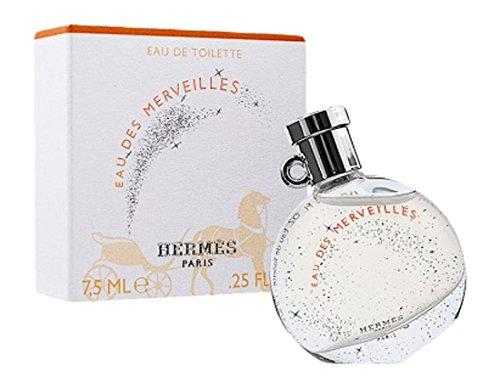 Hermes Des Merveilles Eau De Toilettes Mini, 0.25 Ounce